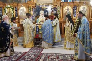 Με πόνο αλλά και ελπίδα ο εορτασμός του Αγίου Νικολάου στο Βόλο