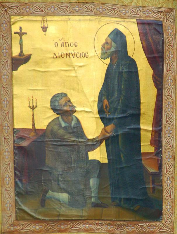 """Ο """"Άγιος της Συγγνώμης"""" έκρυψε και φυγάδευσε τον φονιά του αδελφού του!"""
