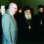 Ισόβιος ευγνωμοσύνη του Νικαίας Αλεξίου προς τον Μακαριστό Αρχιεπίσκοπο Σεραφείμ