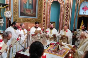 Η αρχαιοπρεπής Θεία Λειτουργία του Αγίου Ιακώβου του Αδελφοθέου στην Τρίπολη