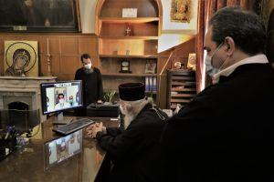 Αρχιεπίσκοπος Ιερώνυμος προς Ιατρούς και νοσηλευτές : Διδάσκετε την αγαθοεργία περισσότερο από όλους μας