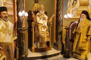 Η Εορτή του Αγίου Σάββα στο Πατριαρχείο Αλεξανδρείας