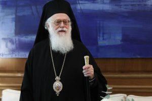 Αλβανίας Αναστάσιος στην ΚΑΘΗΜΕΡΙΝΗ: «ΟΧΙ στη σύγκρουση Εκκλησίας και επιστήμη»