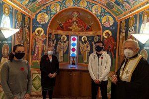 Δωρεά της Αρχιεπισκοπής Καναδά για Έρευνα Μιτοχονδριακών παθήσεων