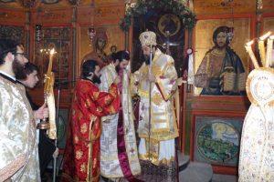 Και δεύτερη θεία Λειτουργία σε ναούς της Ι . Μητρόπολης Σερρών