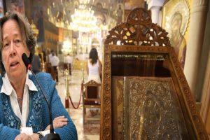 Ξεκάθαρη η Καθηγήτρια Λινού: Σωστή η απόφαση για τις Εκκλησίες – Προσοχή στα ρεβεγιόν (ΒΙΝΤΕΟ)