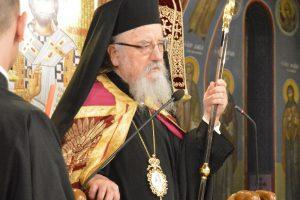 Αιτωλίας Κοσμάς:«Είναι ανάγκη οι Ιεροὶ Ναοὶ να είναι ανοιχτοί»