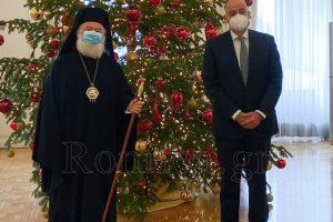 """Ν. Δένδιας: """"Το Πατριαρχείο Αλεξανδρείας λαμπρό παράδειγμα επιτυχημένης παρουσίας της Ορθοδοξίας"""""""