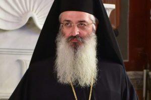 Επιστολή Αλεξανδρουπόλεως Ανθίμου προς τον Πρόεδρο της «Εγνατίας Οδού»