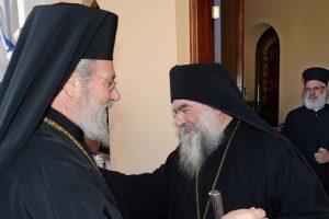 Ανοίκειο ξέσπασμα του Λεμεσού Αθανασίου κατά του Αρχιεπισκόπου Κύπρου: «Λυπάμαι πολύ για το κατάντημα του θεσμού και της θέσεως του Αρχιεπισκόπου»