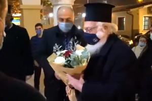 Με χαρά και εκδηλώσεις αγάπης  υποδέχθηκαν οι Ορθόδοξοι της Αλβανίας τον Αρχιεπίσκοπο Αναστάσιο