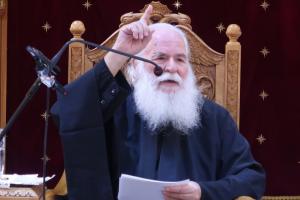 Ένα χρόνο μετά το θάνατό του λείπει ο π. Γεώργιος Μεταλληνός