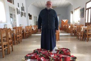 Η πανδημία δεν σταμάτησε τα δέματα αγάπης στα Καρδάμυλα Χίου