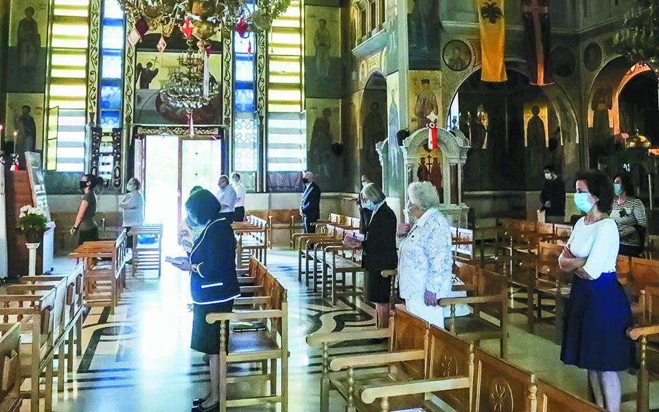 Η Εκκλησία στη μάχη κατά της πανδημίας
