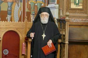 Δεν θα εορτάσει τα ονομαστήρια του ο Μητροπολίτης Κωνσταντίας Βασίλειος