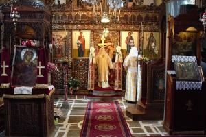 Δικηγόρος χειροτονήθηκε ιερέας από το Μητροπολίτη Κονίτσης Ανδρέα