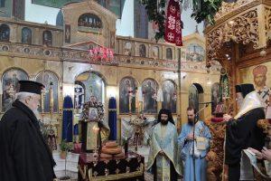 Ο εορτασμός του Οσίου Πορφυρίου του Καυσοκαλυβίτου στην γενέτειρα του