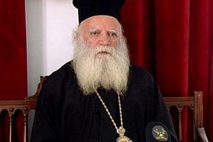Παρέμβαση Κυθήρων Σεραφείμ για τα …κουταλάκια: «Δογματικό θέμα τα κουταλάκια μιας χρήσεως στην Θεία Κοινωνία»