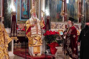 Η Δεσποτική εορτή των Χριστουγέννων στον Μητροπολιτικό Ναό Αγίου Βασιλείου Τριπόλεως