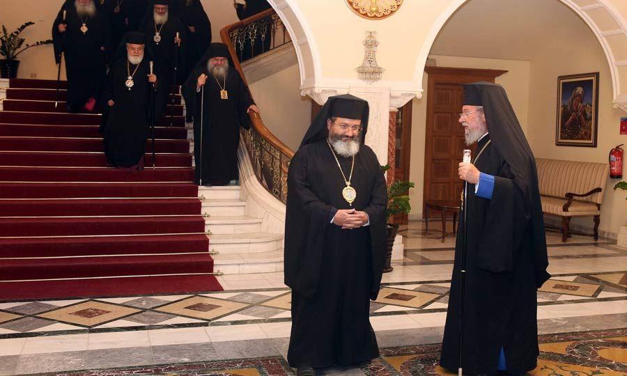 Συναγερμός στην Αρχιεπισκοπή Κύπρου από κρούσμα κορονοϊού