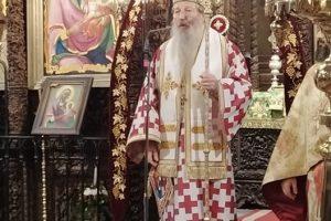 Χριστούγεννα στην Ιερά Μητρόπολη Μυτιλήνης