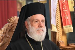 """Σύρου Δωρόθεος Β΄: """"Φέτος η προσκύνηση για τον Άγιο Νικόλαο θα είναι βαθιά πνευματική"""""""