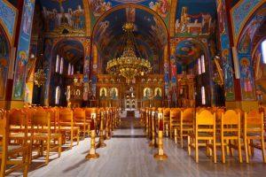 Κεκλεισμένων των θυρών οι Θείες Λειτουργίες στην Ι.Μ. Δράμας για να μη χρεωθεί η Εκκλησία οποιαδήποτε επιβάρυνση στην διασπορά του κορονοϊού.