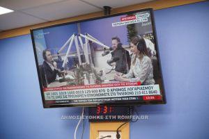Πέραν πάσης προσδοκίας ο «Ραδιομαραθώνιος κατά της φτώχειας» της Πειραϊκής Εκκλησίας