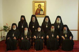 Έκτακτη Συνεδρίαση της Ιεράς Επαρχιακής Συνόδου της Κρήτης με θέμα το άνοιγμα των Εκκλησιών