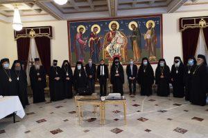 Ανακοινωθέν της Εκκλησίας της Κύπρου για την πανδημία του κορωνοϊού