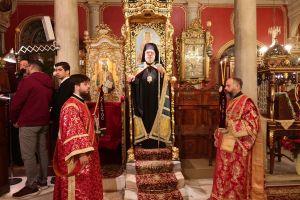 Οι Χριστιανοί ύστερα από καιρό προσήλθαν στους ναούς της Ι. Μητροπόλεως Σύρου και εόρτασαν την Γέννηση του Κυρίου