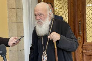 Αρχιεπίσκοπος Ιερώνυμος: «Θα εἶχε  λυθεῖ τό θέμα πολύ πιό νωρίς, ἄν δέν ὑπῆρχαν ἄνθρωποι πού ''κολλᾶνε'' καί μεγαλοποιοῦν κάποια πράγματα».