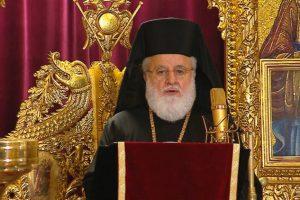 Ο Κύκκου Νικηφόρος απαντά στη συνέντευξη του Αρχιεπισκόπου: «Δυστυχώς ο τρόπος συμπεριφοράς του Αρχιεπισκόπου δεν είναι πρόσφατος»