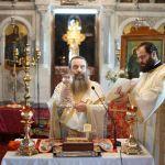 Η Χίος ετίμησε τον Ιατρό Άγιο Αγγέλη