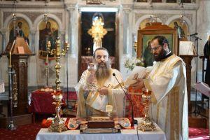 Η Χίος ετίμησε τον Ιατρό Άγιο Αγγελή