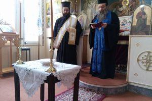 Τρισάγιον στην μνήμη του μακαριστού Μητροπολίτου Χίου Διονυσίου του καλού και ελεήμονος