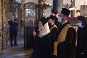 Πατριαρχική χοροστασία και τρισάγιο για τον κασμοκαλόγερο Αλέξανδρο Παπαδιαμάντη στο Φανάρι