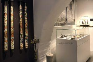 «Αρχιεπίσκοπος Χριστόδουλος» λέγεται το Εκκλησιαστικό Μουσείο Αμοργού