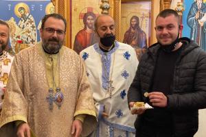 Η πρώτη του έτους στην Εκκλησία της Αλβανίας