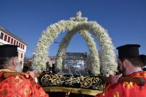 Με SMS και βεβαιώσεις μετακίνησης η εορτή του Πολιούχου των Ιωαννίνων Άγιο Γεώργιο