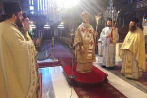 Ο εορτασμός των Τριών Ιεραρχών στην Κόρινθο