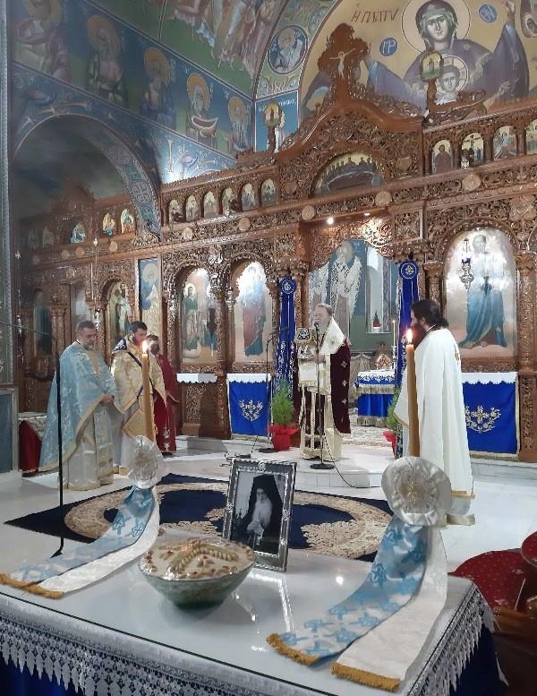 19η Επέτειος από την ενθρόνιση του Σεβ. Χαλκίδος Χρυσοστόμου και διετές μνημόσυνο του αειμνήστου Σισανίου και Σιτίστης Παύλου του Χαλκιδέως(ΦΩΤΟ)