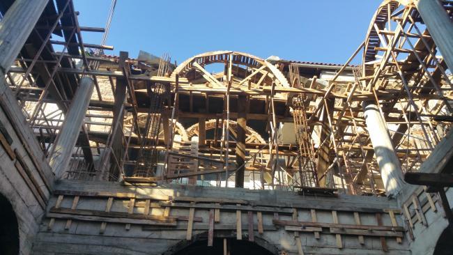 Ξαναζωντανεύει ο ιστορικός καθεδρικός ναός Κορυτσάς