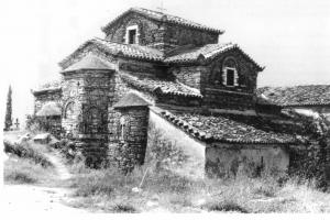 Ο ιστορικός ναός της Παναγίας της Παραμυθίας