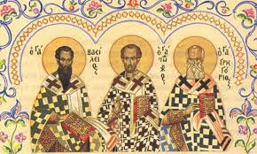 You are currently viewing Το εόρτιο μήνυμα της Εκκλησίας προς τους μαθητές για την εορτή των Τριών Ιεραρχών