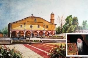 Ο Ηγούμενος της Ι. Μονής Τιμίου Προδρόμου Αρχιμ. Πορφύριος  μιλά για τον Άγιο Διονύσιο τον εν Ολύμπω (27/1)