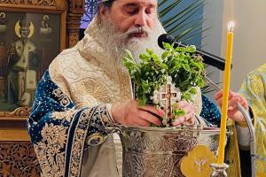 Η εορτή των Θεοφανείων με το παλαιό ημερολόγιο