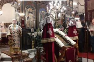 Τον Στύλο της Ορθοδοξίας Άγιο Αθανάσιο τίμησαν στην I.M. Καρυστίας