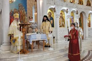 Εορτάσθηκαν τα Θεοφάνεια στην Ορθόδοξη Εκκλησία της Αλβανίας