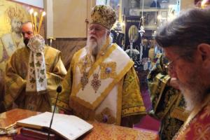Κερκύρας Νεκτάριος:Πολεμούμενη νικά η Εκκλησία!